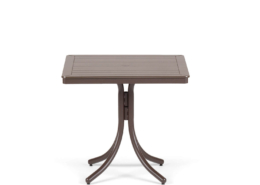 32 MGP Square Dining Height Table with hole