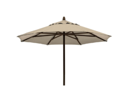 7.5 Powdercoat Aluminum Commercial Market Umbrella