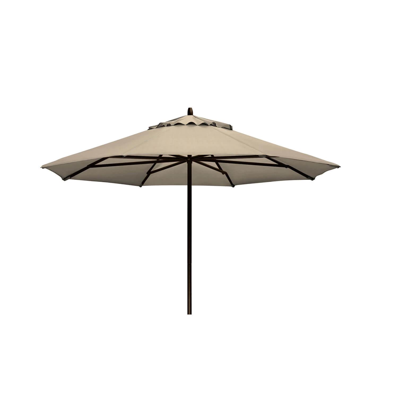 9 Powdercoat Aluminum Commerical Marketing Umbrella