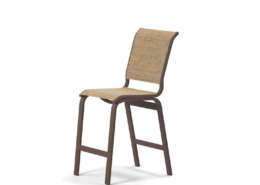 Aruba Balcony Height Armless Cafe Chair