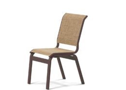 Aruba Dining Height Armless Cafe Chair