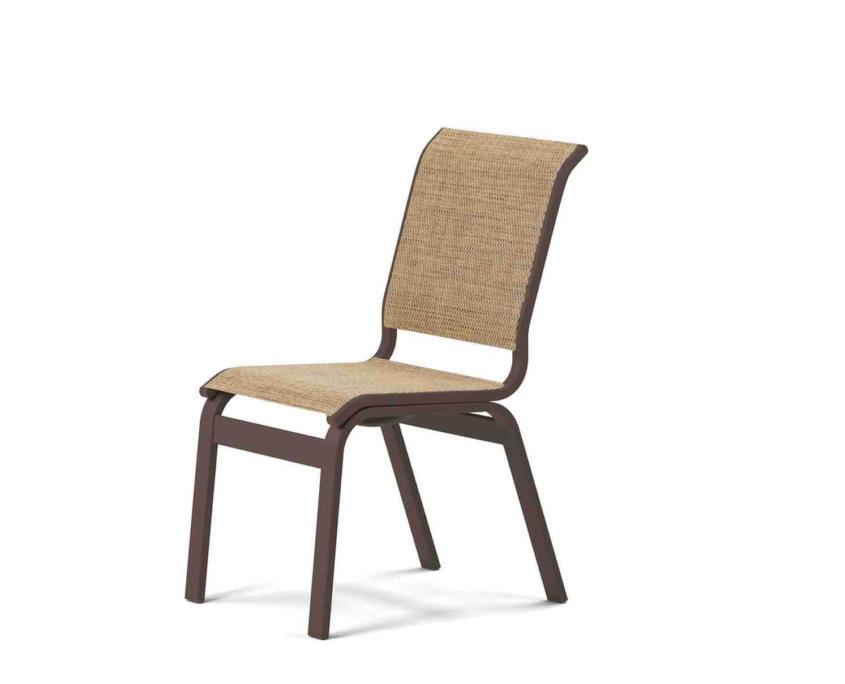 Aruba Dining Height Armless Cafe Chair