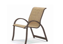 Aruba Stacking Arm Chair