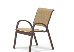 Aruba Stacking Cafe Chair