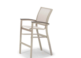 Bazza Balcony Height Stacking Cafe Chair
