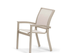 Bazza Dining Height Stacking Cafe Chair