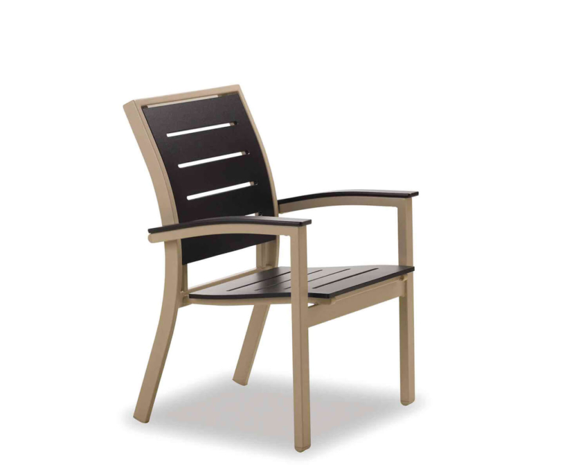Bazza MGP Dining Height Stacking Cafe Chair