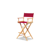 Director Chair Bar Height Arm Chair