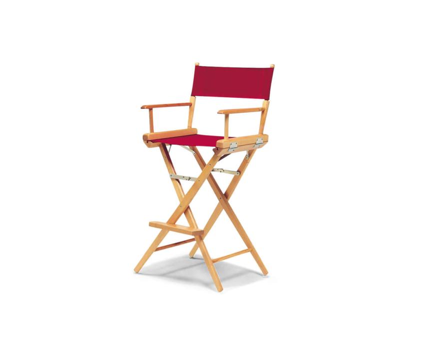 Director Chair Bar Height Arm Chair