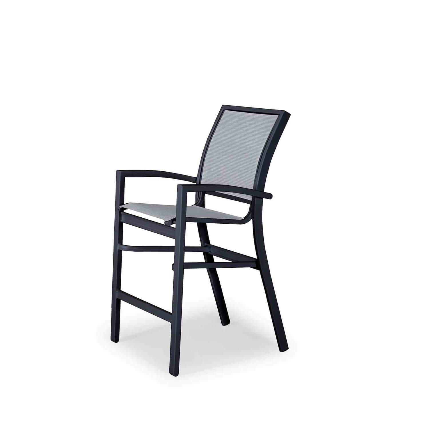 Kendall Balcony Height Stacking Cafe Chair