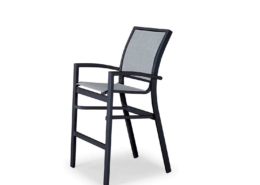 Kendall Bar Height Stacking Cafe Chair