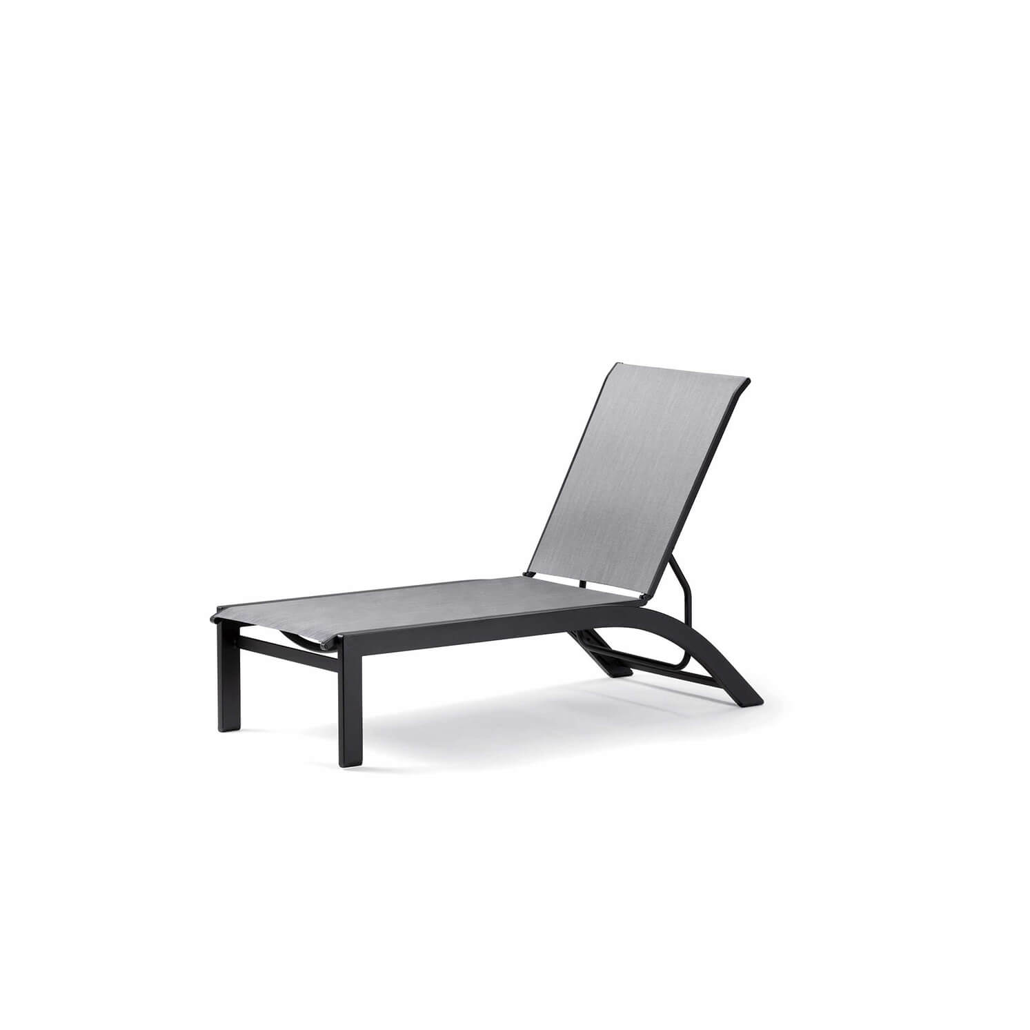 Kendall Lay flat Stacking Armless Chaise