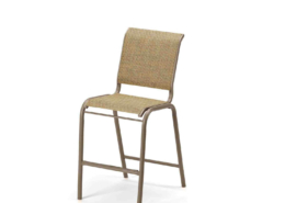 Reliance Balcony Height Stacking Armless Cafe Chair