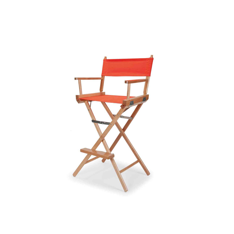 Director Chair Balcony Height Arm Chair