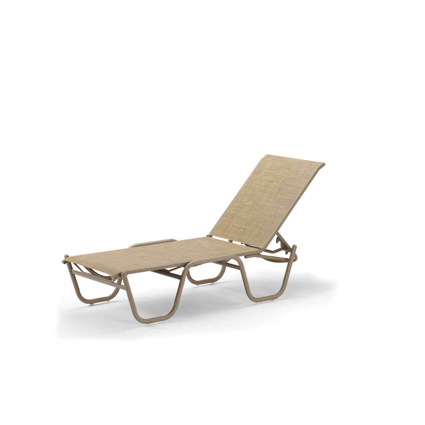 Reliance Lay Flat Stacking Chaise