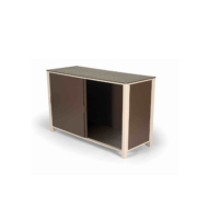 Towel Paio Storage Box with shelf 1592 1
