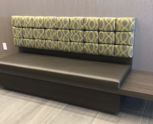 twotom-hyatt house wpg south custom bench